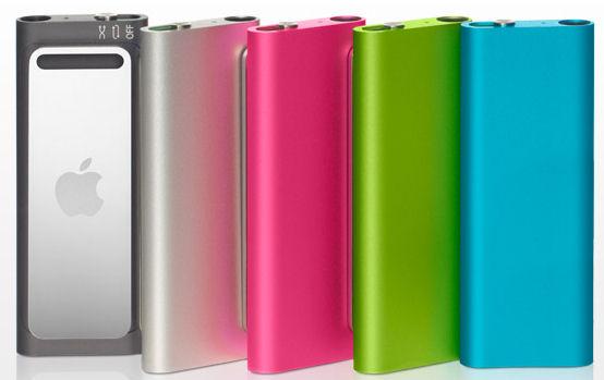 iPod Shuffle 2009 - Troisième génération