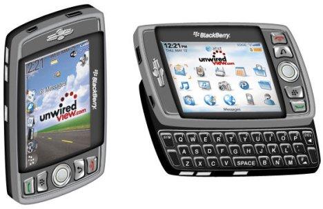 BlackBerry Storm 2 ou BlackBerry Slider ?