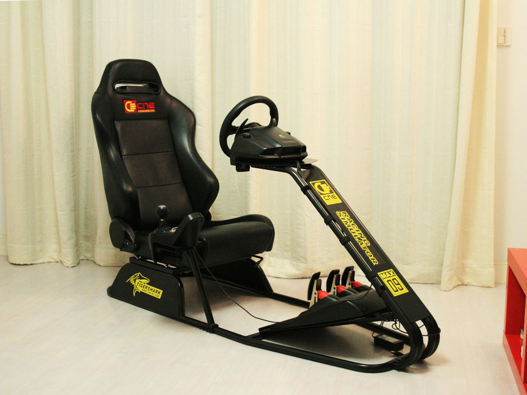 simulateur de course cne racing. Black Bedroom Furniture Sets. Home Design Ideas