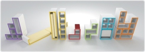 Meubles Tetris