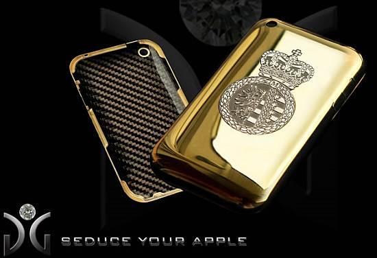 Le case de IPhone le plus chèr au monde