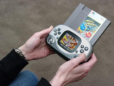 Nintendo portatif