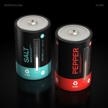 Salt & Pepper Cell