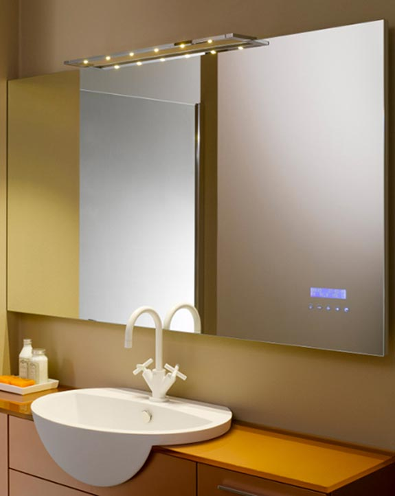 Miroir intelligent