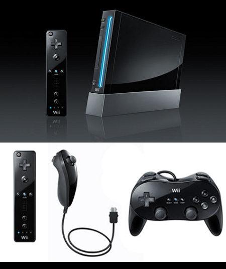 Wii noir