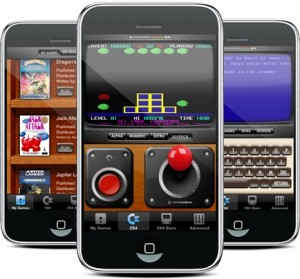 Émulateur C64 iPhone