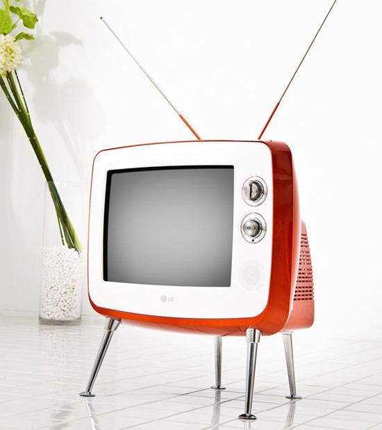 LG Serie 1 Retro Classic