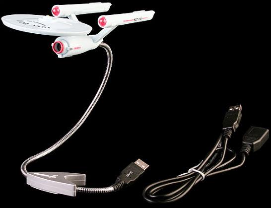 Webcam Star Trek
