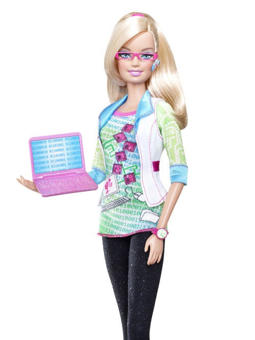 barbie geek