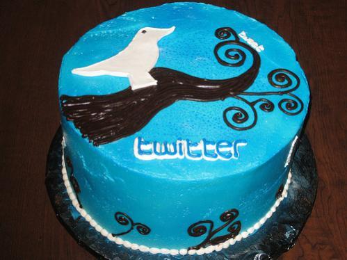 Gateau Twitter