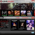 Home Page Gamecrush