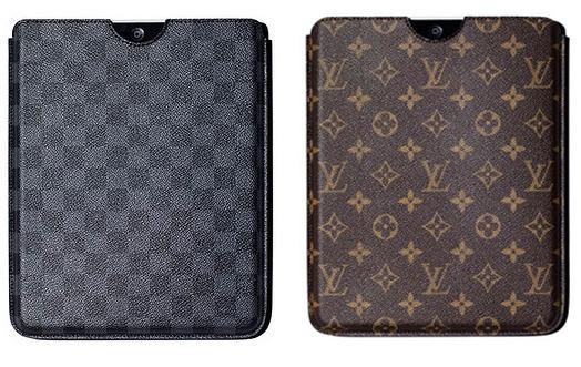 étui Louis Vuitton pour iPad