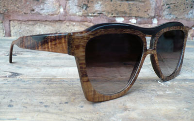 Wood Shades from Urban Spectacles