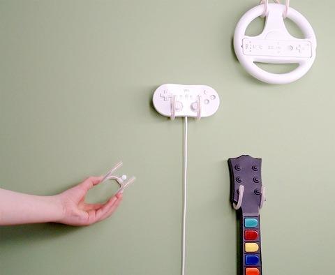 Wall clip