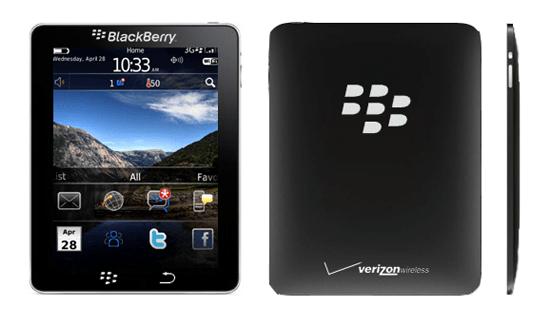 Blackberry tablet - BlackPad