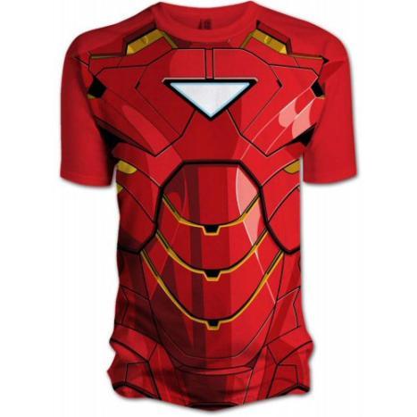 T-shirt Iron man 2