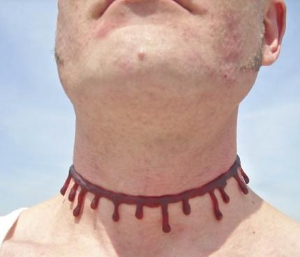 Le collier Frankenstein pour garder la tête sur les épaules