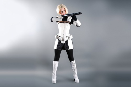 Corset Storm Trooper