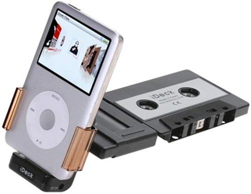iDeck adapteur cassette pour iPod