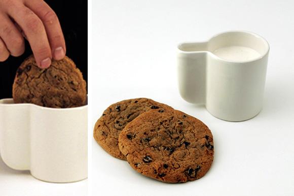 La tasse à biscuit