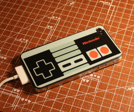 Un iPhone NES