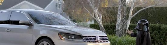Darth Vader Volkswagen