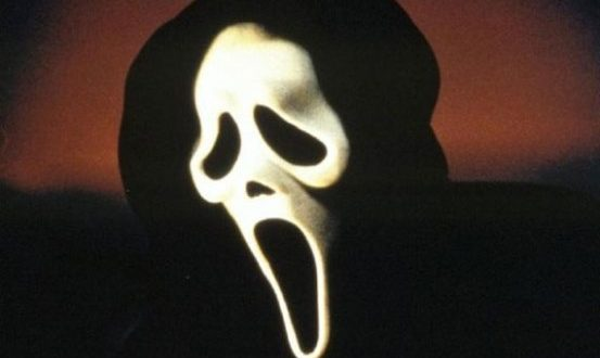 scream 4 - ghostface