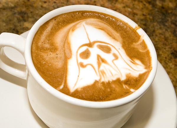 Mon café? Bien Geek svp