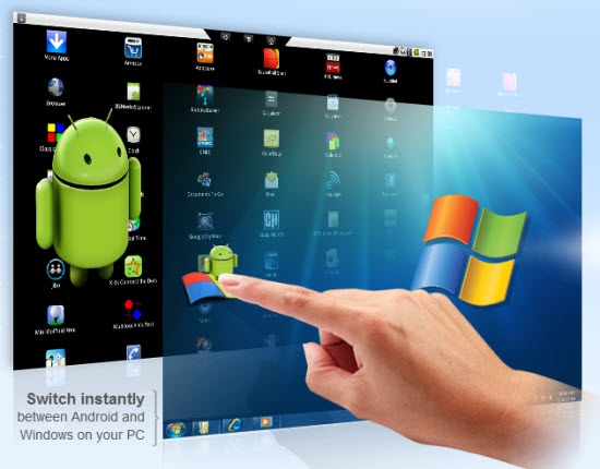 Des applications Android sur PC avec BlueStacks