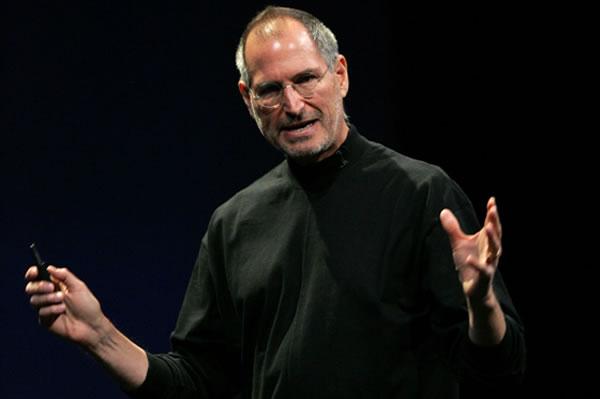Steve Jobs annonce sa démission