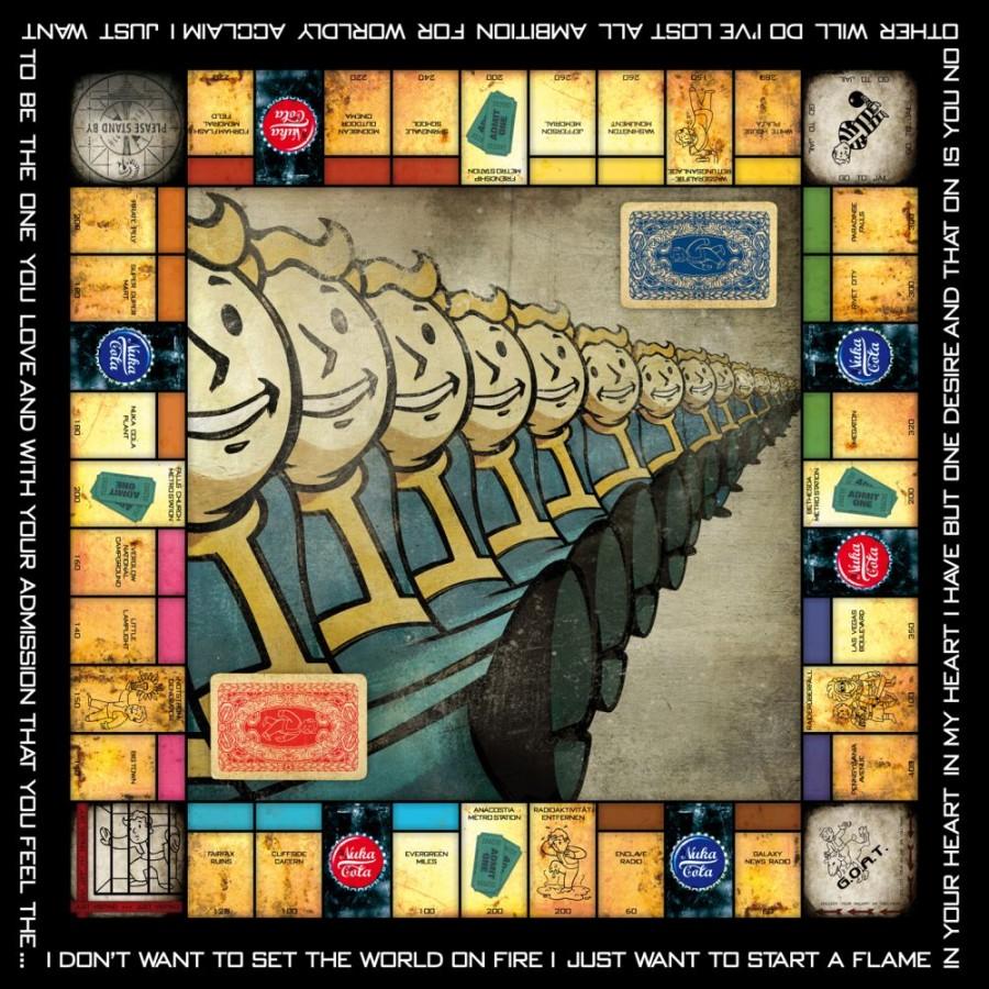 Wow! Un Monopoly à la Fallout