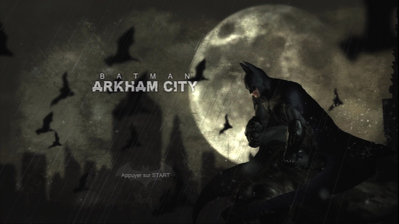 Batman Arkham City 03) Le Malade Imaginaire. видео. Batman Arkham City 01)