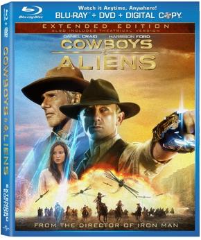 Cowboys and Aliens sur 2 écrans avec Second Screen