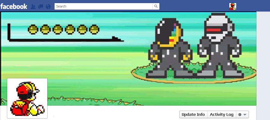 Rendre la timeline de facebook awesome? Les gamers s'en occupent!