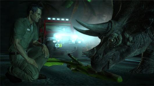 [Critique] Jurassic Park: The Game 2011