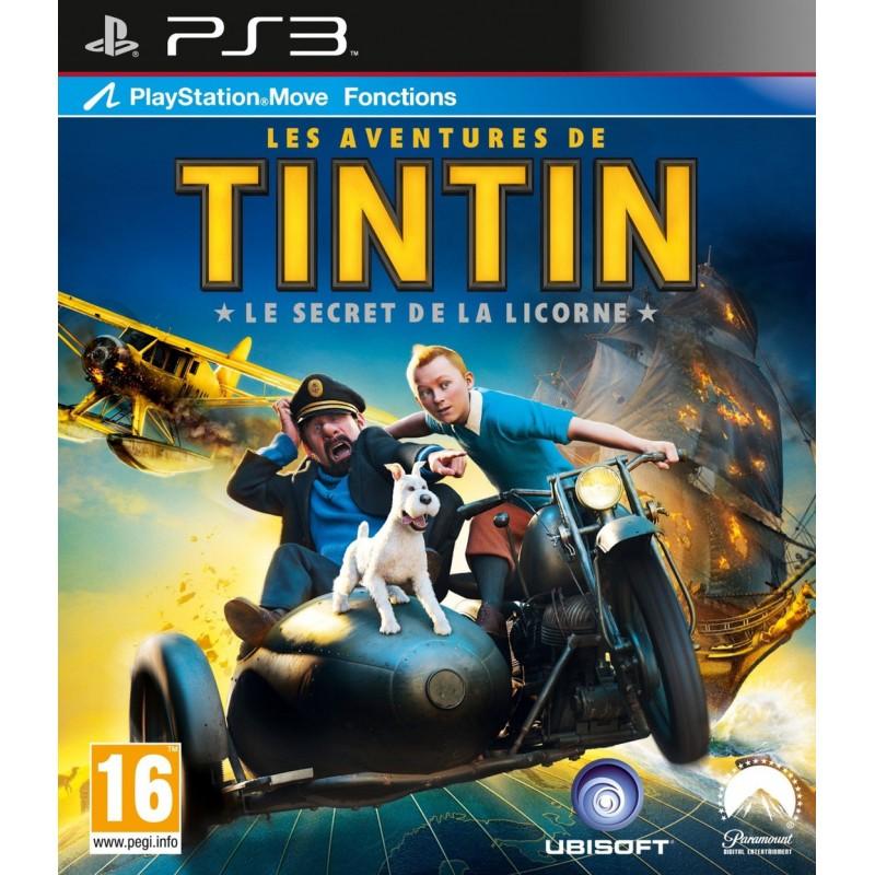 Critique] Les Aventures de Tintin : Le Secret de La Licorne