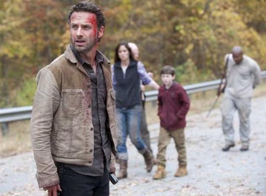 Walking Dead se rattrape avec une finale de saison du tonnerre