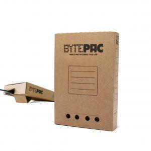 BytePAC - un disque dur externe écologique