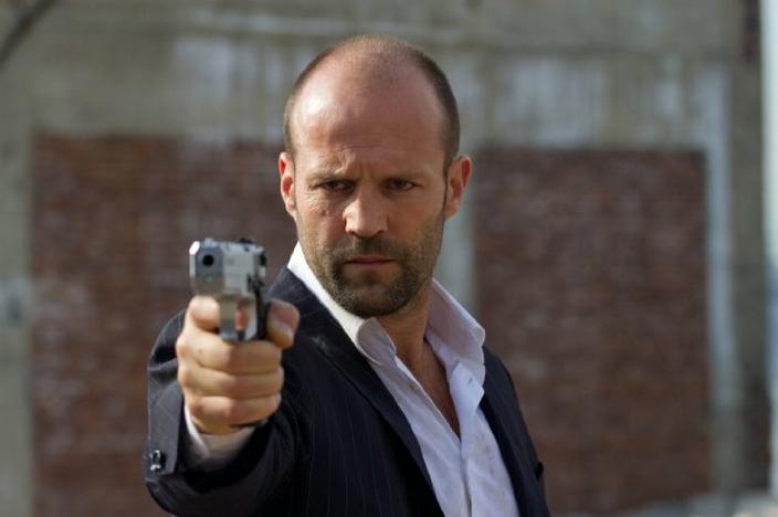 Jason Statham dans Saine et sauve - de l'action en masse !
