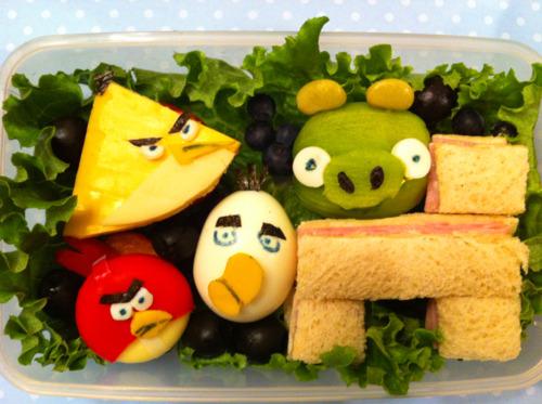 Et si on ''geek-isait'' nos lunchs?