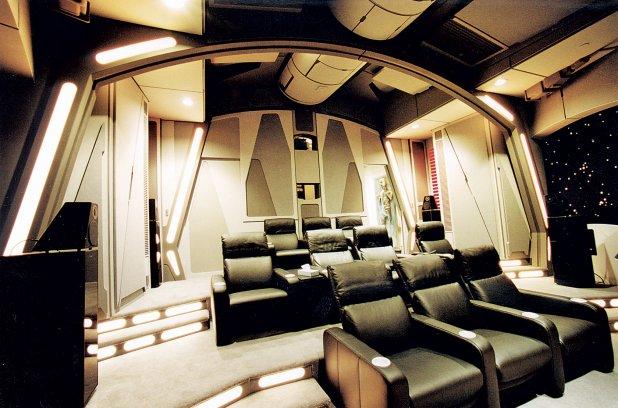 salle de cinema maison design gallery of salle de cinema maison design with salle de cinema. Black Bedroom Furniture Sets. Home Design Ideas