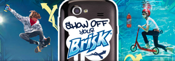 Show off your Brisk