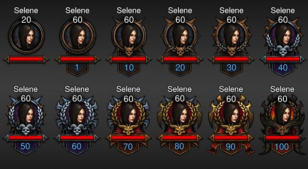 Diablo 3 reçoit le système de niveaux Paragon