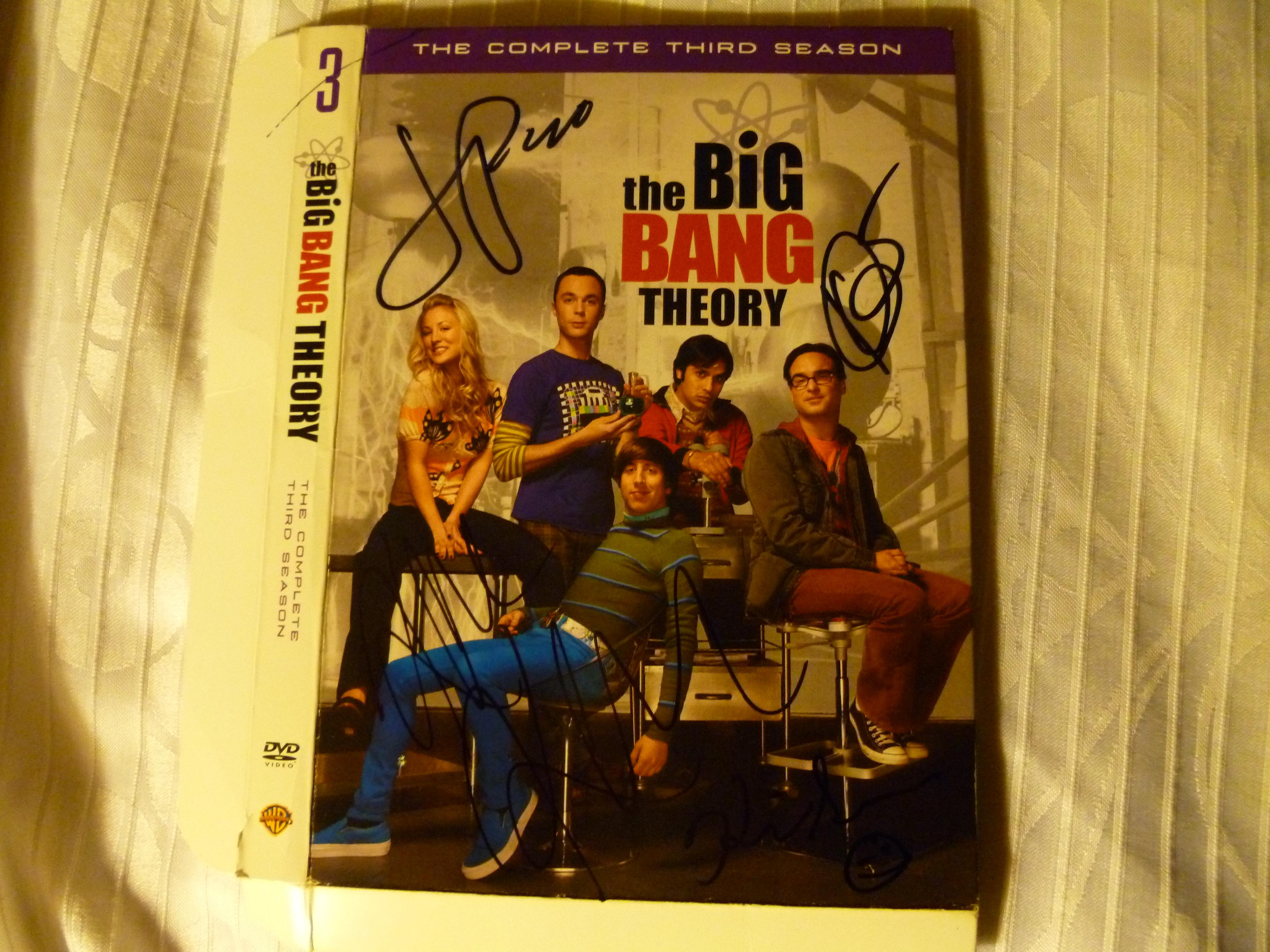 Geekbecois sur le tournage de The Big Bang Theory saison 6 !