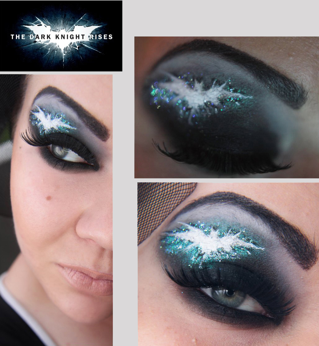 The Dark Knight Rises - [Maquillage] Cosplay pour les yeux