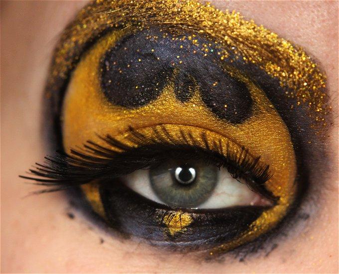 Batman - [Maquillage] Cosplay pour les yeux