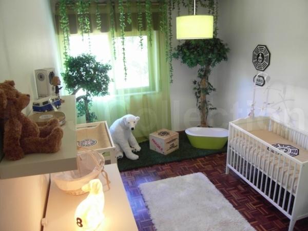 Décorer la chambre de bébé façon Lost