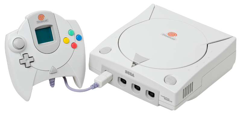 Dreamcast, comme je t'aime <3