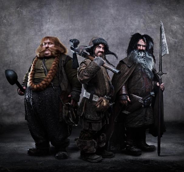[ciné] De nouvelles images pour The Hobbit