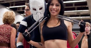 Convention cosplay